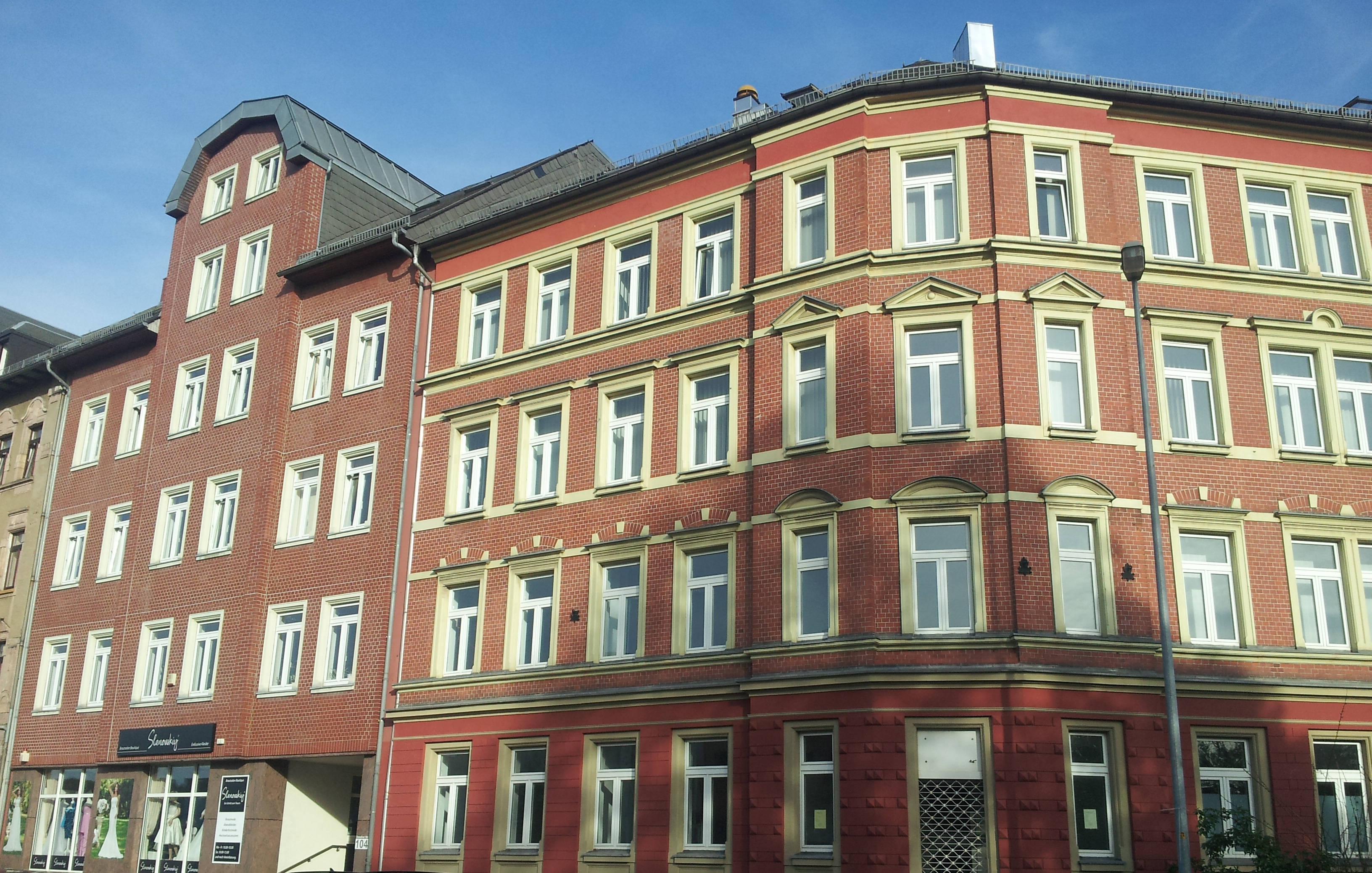 Straßenansicht Apartmentresidenz