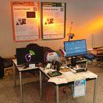 Unser Stand auf der Maker Faire Sachsen